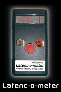 Delay Meter / Latency Tester